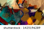 abstract texture pattern... | Shutterstock . vector #1425196289