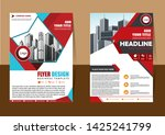 cover design is used for...   Shutterstock .eps vector #1425241799