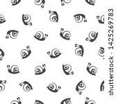 seamless vector pattern of...   Shutterstock .eps vector #1425269783