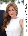 isla fisher at the 66th cannes... | Shutterstock . vector #142529404