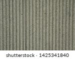 old zinc wall fence  surface  ... | Shutterstock . vector #1425341840