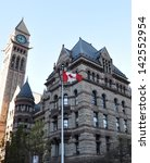 Stock photo toronto s old city hall 142552954