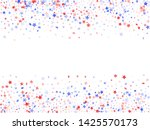american patriot day stars... | Shutterstock .eps vector #1425570173
