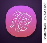 chicken carcase app icon....