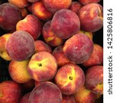 macro photo food tropical fruit ... | Shutterstock . vector #1425806816
