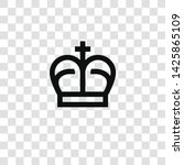 crown icon from miscellaneous...   Shutterstock .eps vector #1425865109