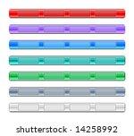 buttons | Shutterstock . vector #14258992