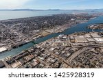 afternoon aerial view of... | Shutterstock . vector #1425928319