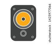 speaker icon. flat illustration ...   Shutterstock .eps vector #1425977066