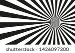 sun burst background with black ...   Shutterstock .eps vector #1426097300