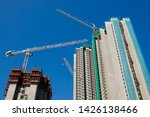 housing and construction in... | Shutterstock . vector #1426138466