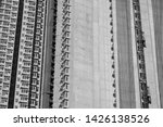 housing and construction in... | Shutterstock . vector #1426138526