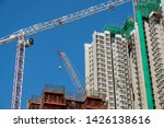 housing and construction in... | Shutterstock . vector #1426138616