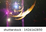 explosion of stars in space....   Shutterstock . vector #1426162850
