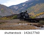 Steam Locomotive Engine. This...