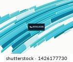 abstract technology gradient...   Shutterstock .eps vector #1426177730