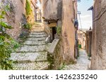 charming  medieval town of... | Shutterstock . vector #1426235240