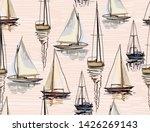 beautiful tropical vector... | Shutterstock .eps vector #1426269143