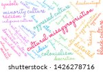 cultural misappropriation word... | Shutterstock .eps vector #1426278716