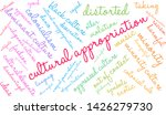 cultural appropriation word... | Shutterstock .eps vector #1426279730