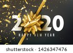 2020 happy new year vector... | Shutterstock .eps vector #1426347476