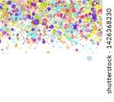 vector birthday party... | Shutterstock .eps vector #1426368230