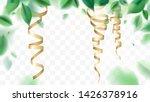 green nature leaves vector... | Shutterstock .eps vector #1426378916