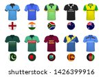 cricket cup. set of polo t... | Shutterstock .eps vector #1426399916