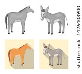vector illustration of breeding ... | Shutterstock .eps vector #1426403900