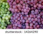 grapes 3 - stock photo