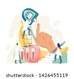 composition with doctors or...   Shutterstock .eps vector #1426455119