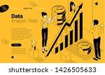 flat design isomentric... | Shutterstock .eps vector #1426505633