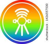 communications satellite... | Shutterstock .eps vector #1426557530