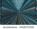 technology and futuristic... | Shutterstock . vector #1426572320