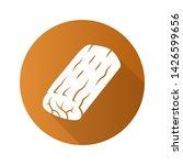 roast flat design long shadow... | Shutterstock .eps vector #1426599656