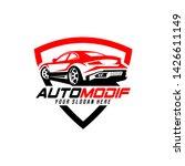 automotive logo vector car... | Shutterstock .eps vector #1426611149