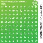100 ecology  nature   energy...