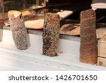 traditional hungarian street...   Shutterstock . vector #1426701650