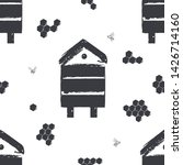 cute seamless pattern with... | Shutterstock .eps vector #1426714160