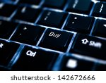 buy key on keyboad | Shutterstock . vector #142672666