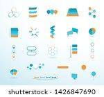 infographic elements vector big ...