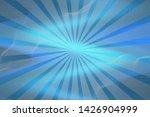 beautiful blue abstract... | Shutterstock . vector #1426904999