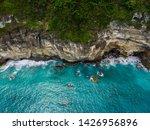 Qingshui Cliffs Hualien Taiwan Drone Photography Ocean