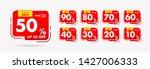 hipster modern geometric bright ...   Shutterstock .eps vector #1427006333