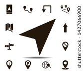 cursor icon. simple glyph  flat ...
