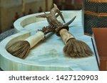 a closeup of an object from...   Shutterstock . vector #1427120903