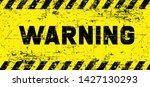 warning attention please do not ...   Shutterstock .eps vector #1427130293