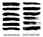 vector collection or set of... | Shutterstock .eps vector #1427242769