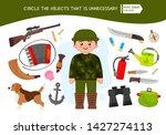 educational game for children....   Shutterstock .eps vector #1427274113