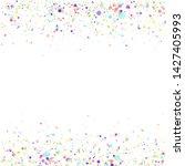 vector birthday party... | Shutterstock .eps vector #1427405993